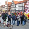 04.04.2011 Fukushima Mahnwache in Celle